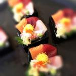 box sushi photo