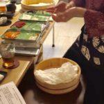 sushi event scene