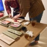 slicing fish