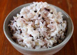 5 kinds grain rice