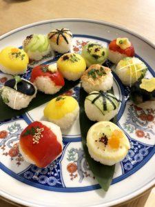 vegan termari sushi