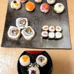 guest made sushi