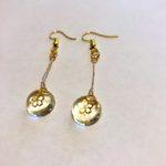 one drop earrings