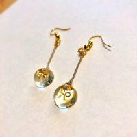Japanese style earrigns