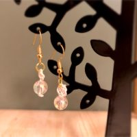 Japanse Mizuhiki earrings