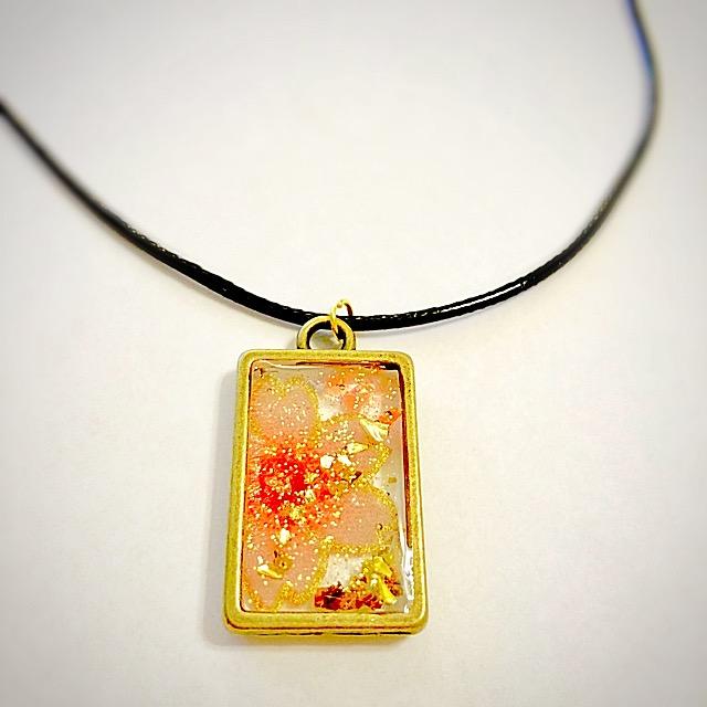Japanse antique style choker necklace