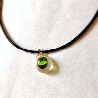 Japanese style choker necklace tea ceremony