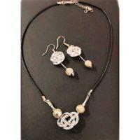 Mizuhiki accessory set