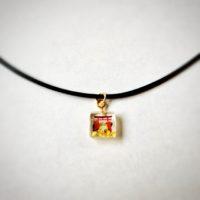 Japanse style choker necklace
