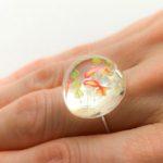 Japanese style ring