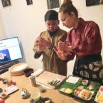 sushi making trial