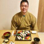 Extravaganza sushi!