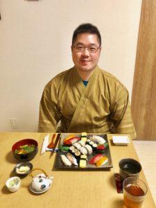 Extravaganza sushi