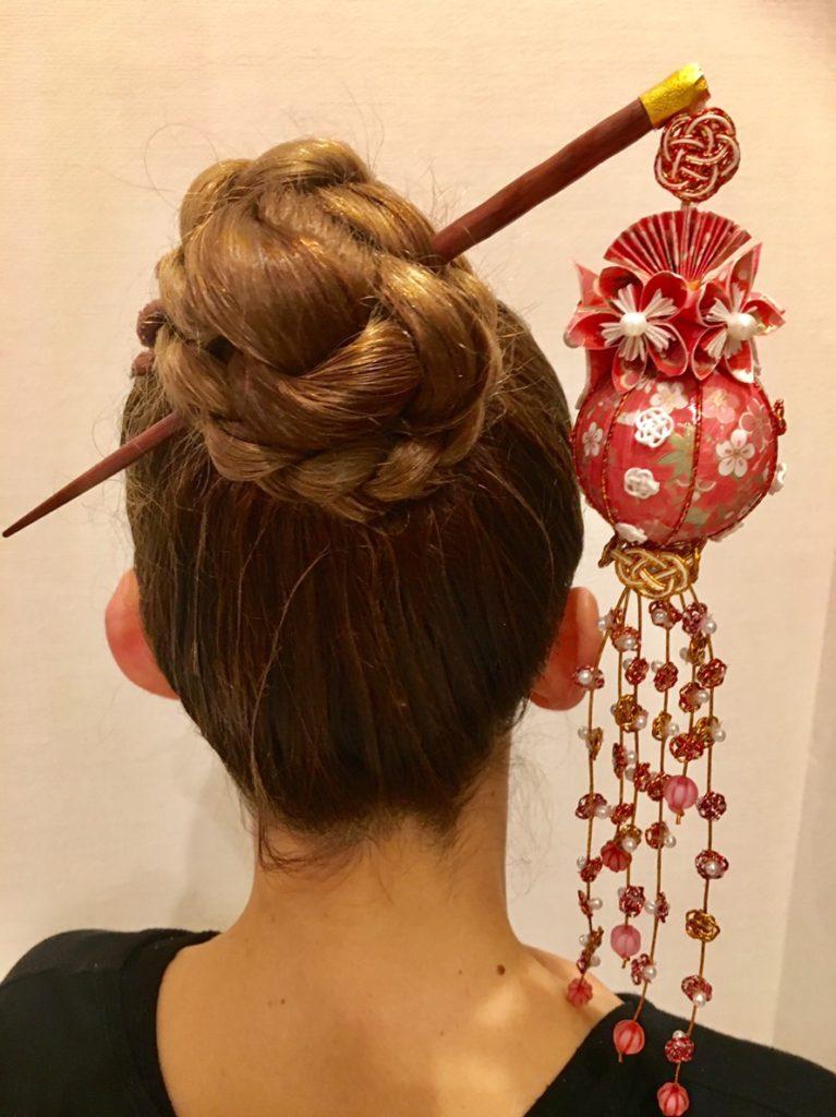 Japanese Kanzashi hair pick