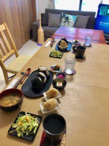 Onigiri set menu