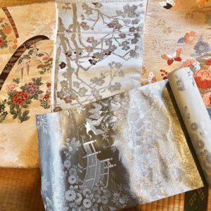 Japanese precious Kimono Obi belts