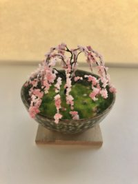 Sakura cherry blossom ornament Etsy shop