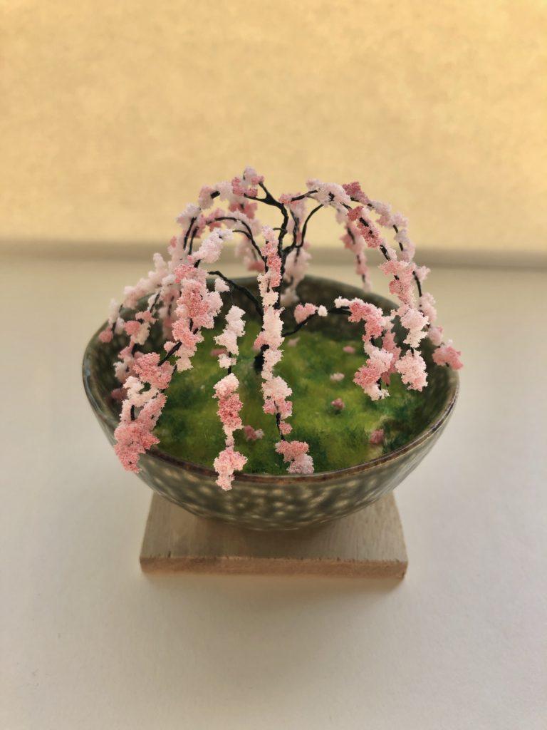 Sakura cherry blossom ornament Etsy shop