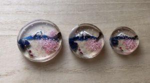 3D painting Japanese world art jewelry