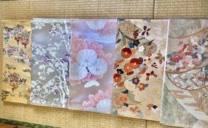 precious Kimono silk obi belt