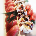 nigiri sushi photo