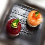 ball round sushi