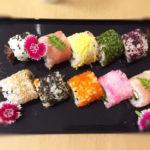 photogenic sushi