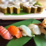 nigiri sushi-5-pieces