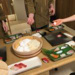 Extravaganza sushi course