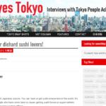 My Eyes Tokyo artcile