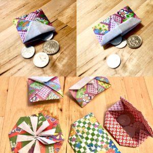 origami case