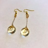 one drop earrings