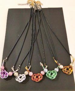 Mizuhiki accessories