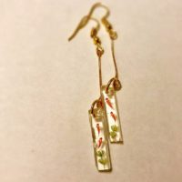 Japanese style earrings