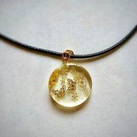 Japanese choker necklace