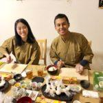 Temari sushi making is so fun!