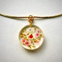Japanese style necklace