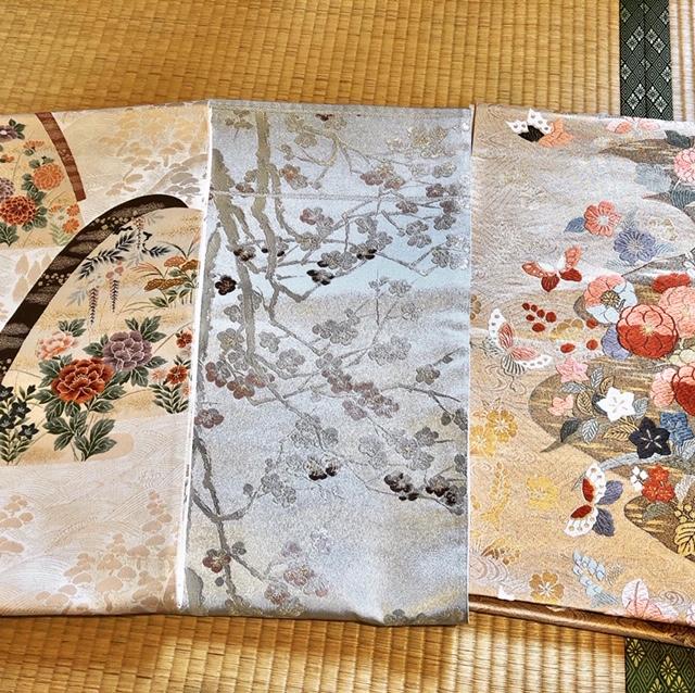 Gorgeous Kimono Obi belts