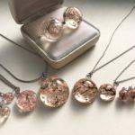 Sakura cherry blossom jewelry Etsy shop